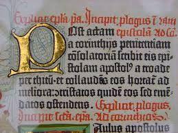 Risultati immagini per bibbia di gutenberg