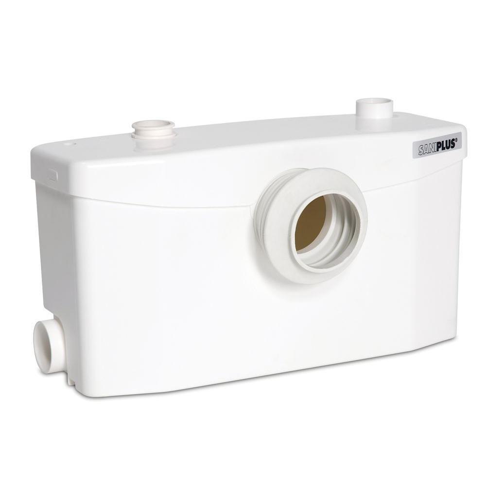 Saniflo saniplus hp volt macerator pump products