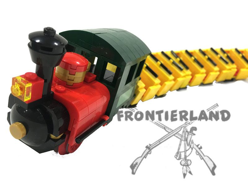 Big Thunder Mountain Railroad (September 1979) | LEGO Disney