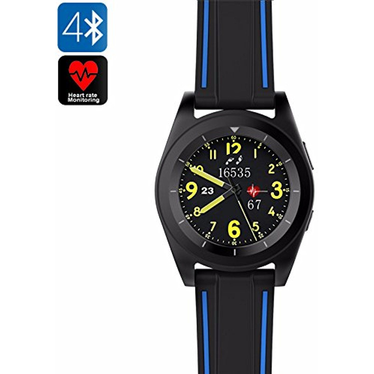 Generic No.1 G6 Sports Watch Heart Rate Monitor