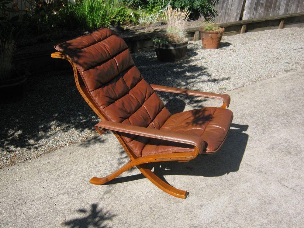Westnofa Flex Chair Mid Century Modern Norway Danish Modern Danish Modern Mid Century Midcentury Modern