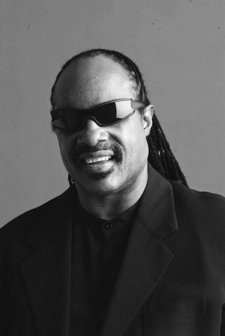 Pin by Liz Warren on Music (With images) | Stevie wonder ...