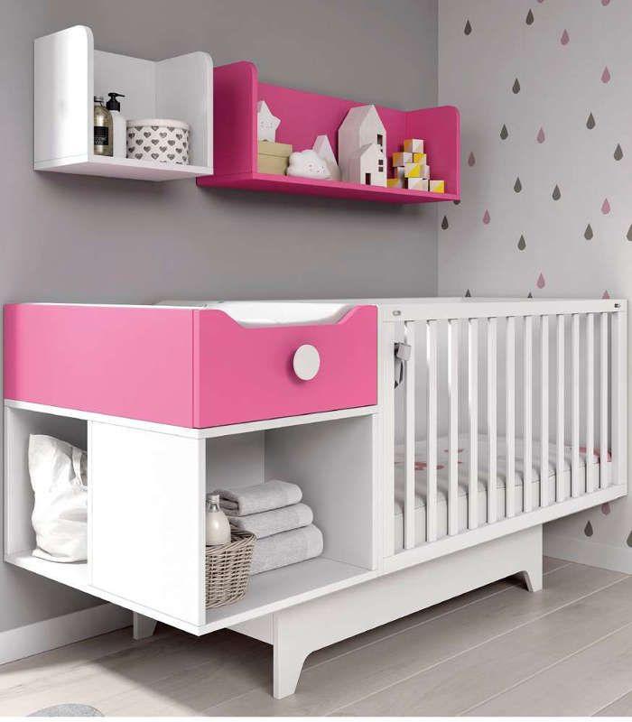 La Cuna infantil modelo TIC es uno de los muebles básicos en el ...