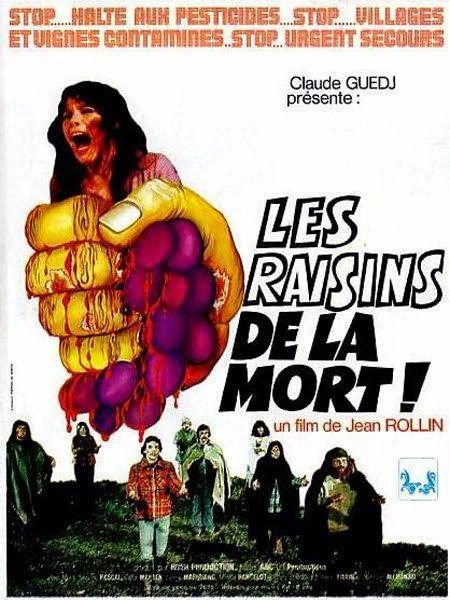 Castle Rock Asylum: Las Uvas de la Muerte (Les Raisins de la Mort) por Javier Vivancos
