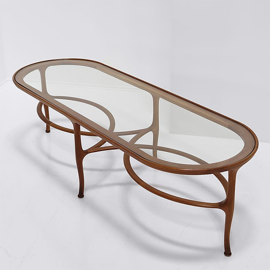 Coffee Table by Paolo Buffa Coffee table by Paolo Buffa Italy 1940s