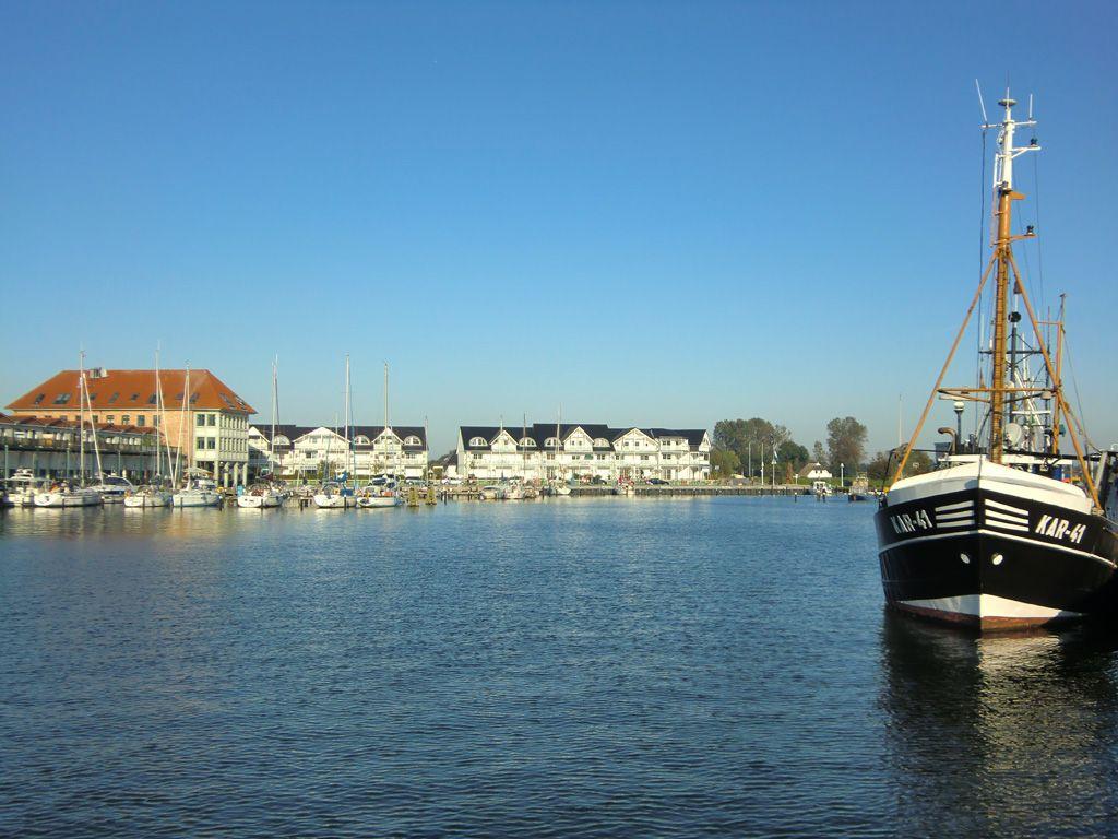 Hafen von Karlshagen auf Usedom http//hafenkiek
