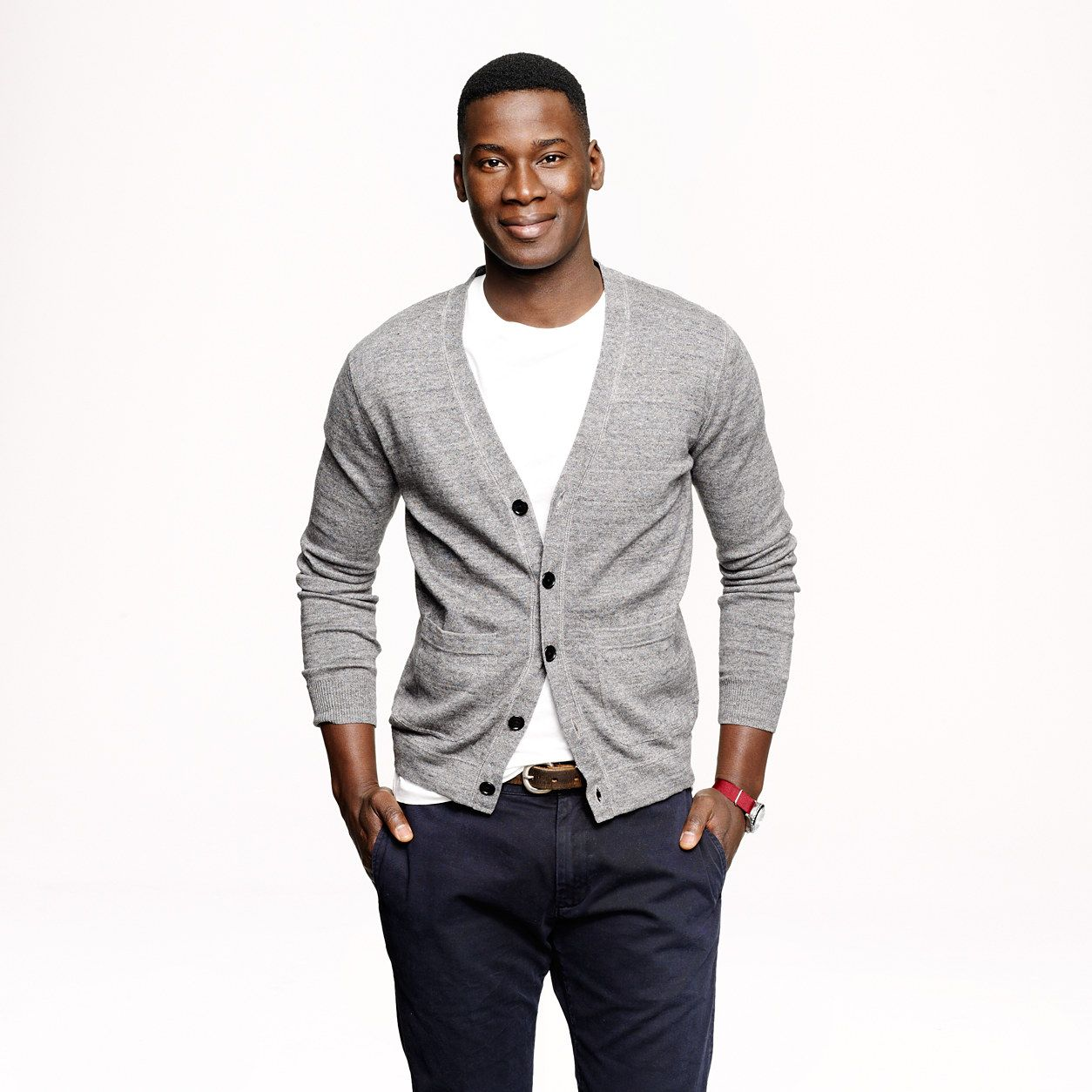 Cotton cardigan sweater : cotton | J.Crew | My Virtual Wardrobe ...