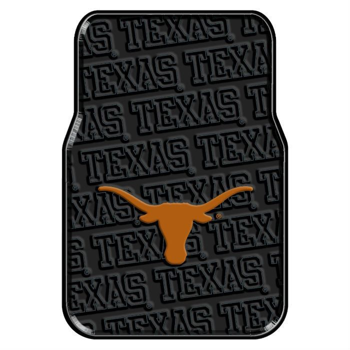 Use This Exclusive Coupon Code Pinfive To Receive An Additional 5 Off The Texas Longhorns Car Floor Mats At Sportsfansplu Car Floor Mats Car Front Floor Mats