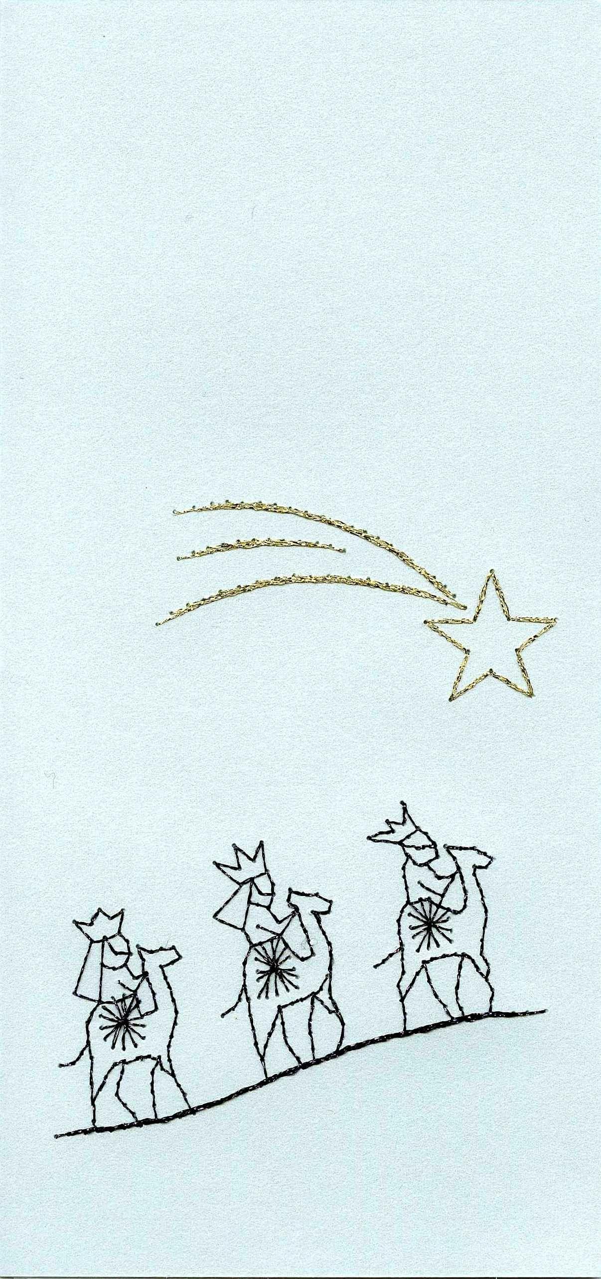 Haft Matematyczny Kartki Swiateczne Cards Boze Narodzenie
