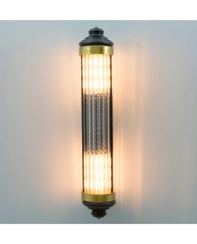 Aplique De Pared Vintage Varillas De Cristal Eliana Apliques De Pared Iluminacion De Pared Lampara De Pared