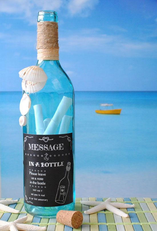 Diy message in a bottle wedding ideas a how to supply list for diy message in a bottle wedding ideas a how to supply list for junglespirit Image collections
