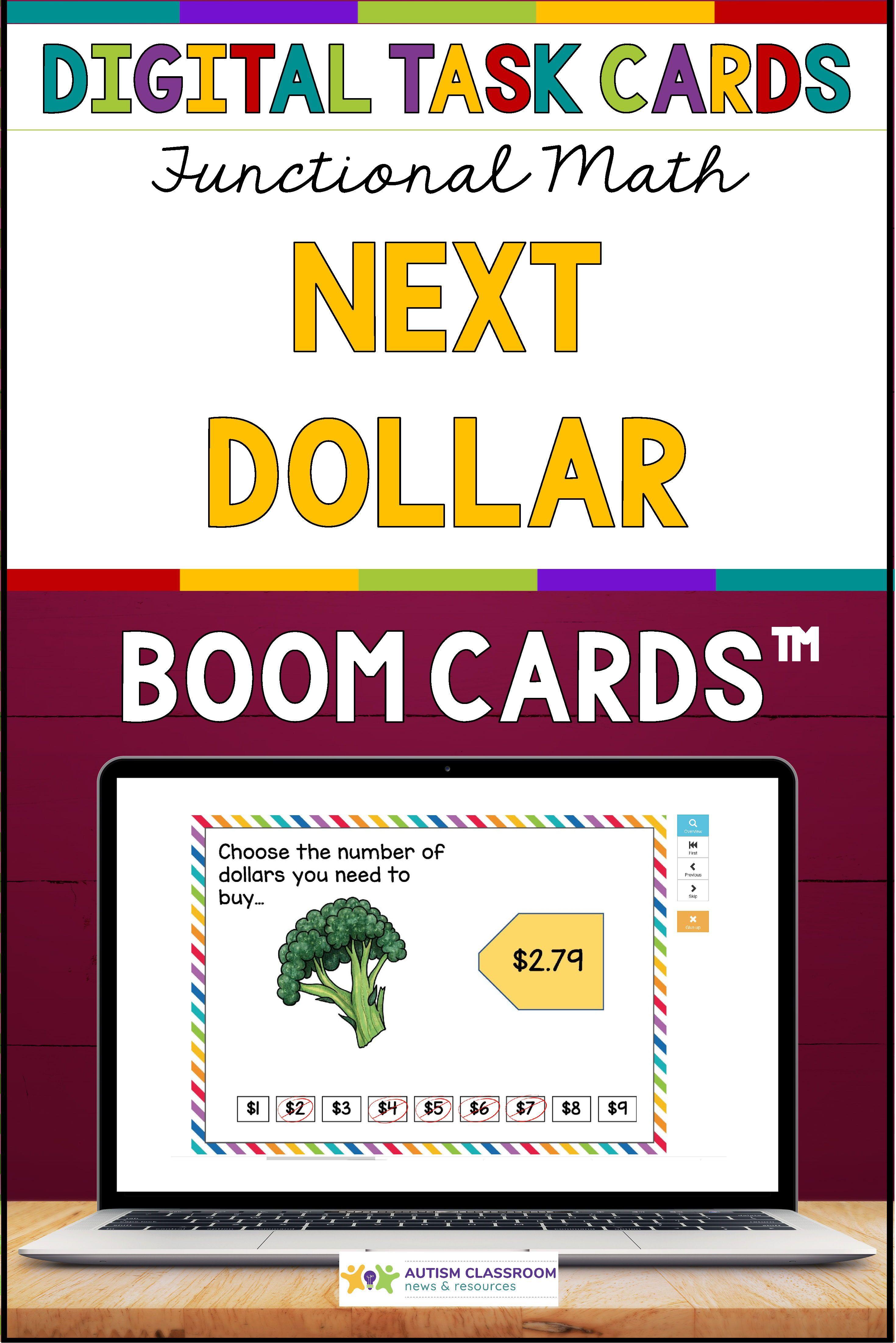 Next Dollar Digital Boom Cards In