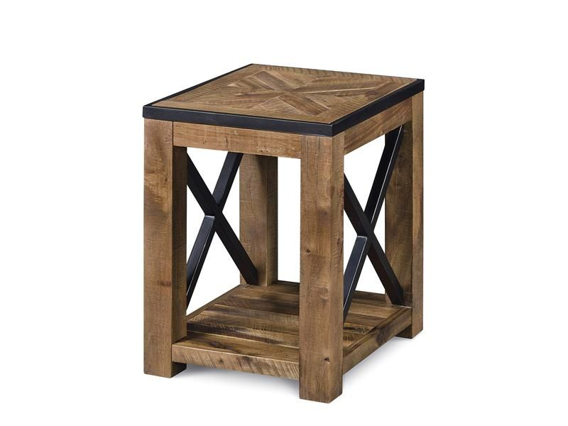 Penderton By Magnussen Collection T2386 10 Chairside End Table Small End Tables Chair Side Table End Tables