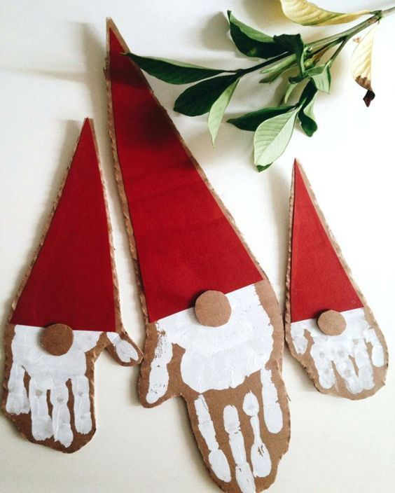 48 Amazing Christmas Crafts for Kids Design Ideas