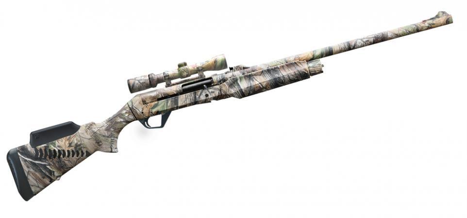 slug shotguns deer hunting gun guns turkey benelli scope ol eagle super related ammo outdoorlife rifle firearms