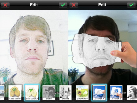 TNW Pick of the Day PowerSketch Turns Photos to Drawings