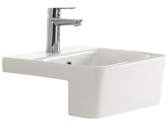 American Standard Concept Semi Recessed Basin 1 Taphole In