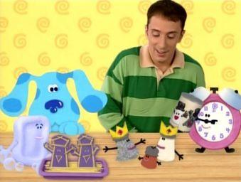 blues clues mr salt and mrs pepper. Mr. Salt And Mrs. Pepper Day Episode Blues Clues Mr Mrs 0