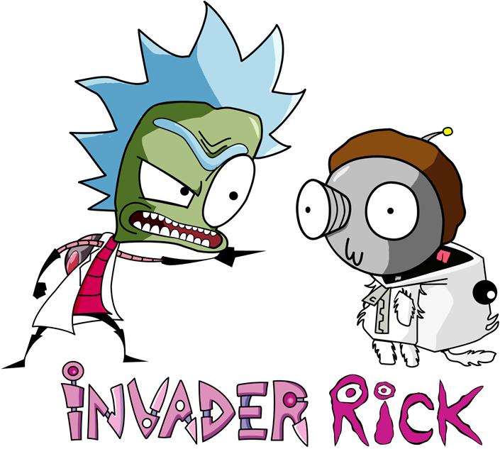 Rick And Morty Mashup