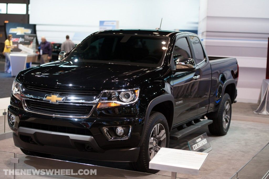 Cars Com Best Pickup Award Goes To 2015 Chevrolet Colorado Chevy Colorado Chevrolet Colorado 2015 Chevy Colorado