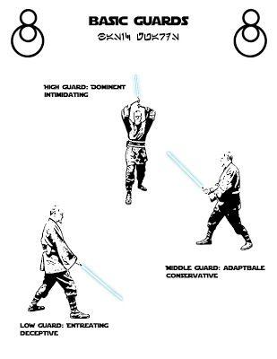 Form I: Shii-Cho - Terra Prime Light Armory | Lightsaber ...