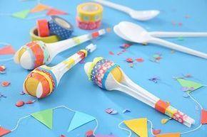 Karnevalsparty für Kinder