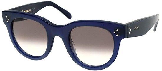 de0d3740280 Céline BABY AUDREY CL 41053 S blue brown grey shaded (M23 Z3 ...