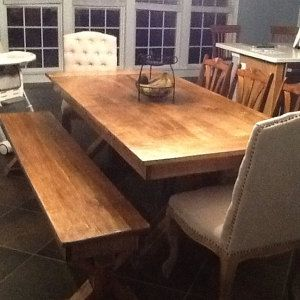 Wooden Whale Workshop By Woodenwhaleworkshop On Etsy Dining Table