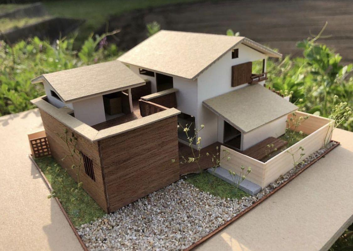 模型 住宅模型 家 住宅 木の家 木の家づくりの会 Beaver S