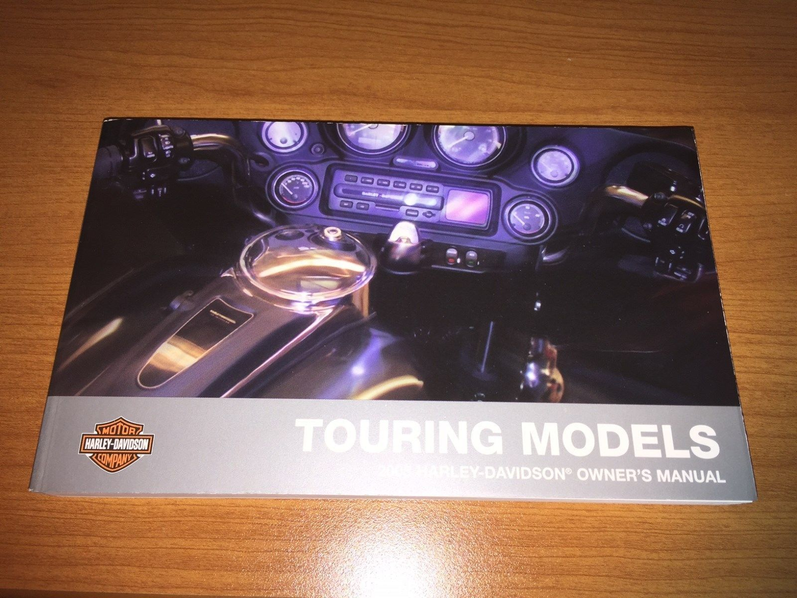 #harley 2005 Harley-Davidson Touring Owner's Manual - Electra Glide Classic  Road King please