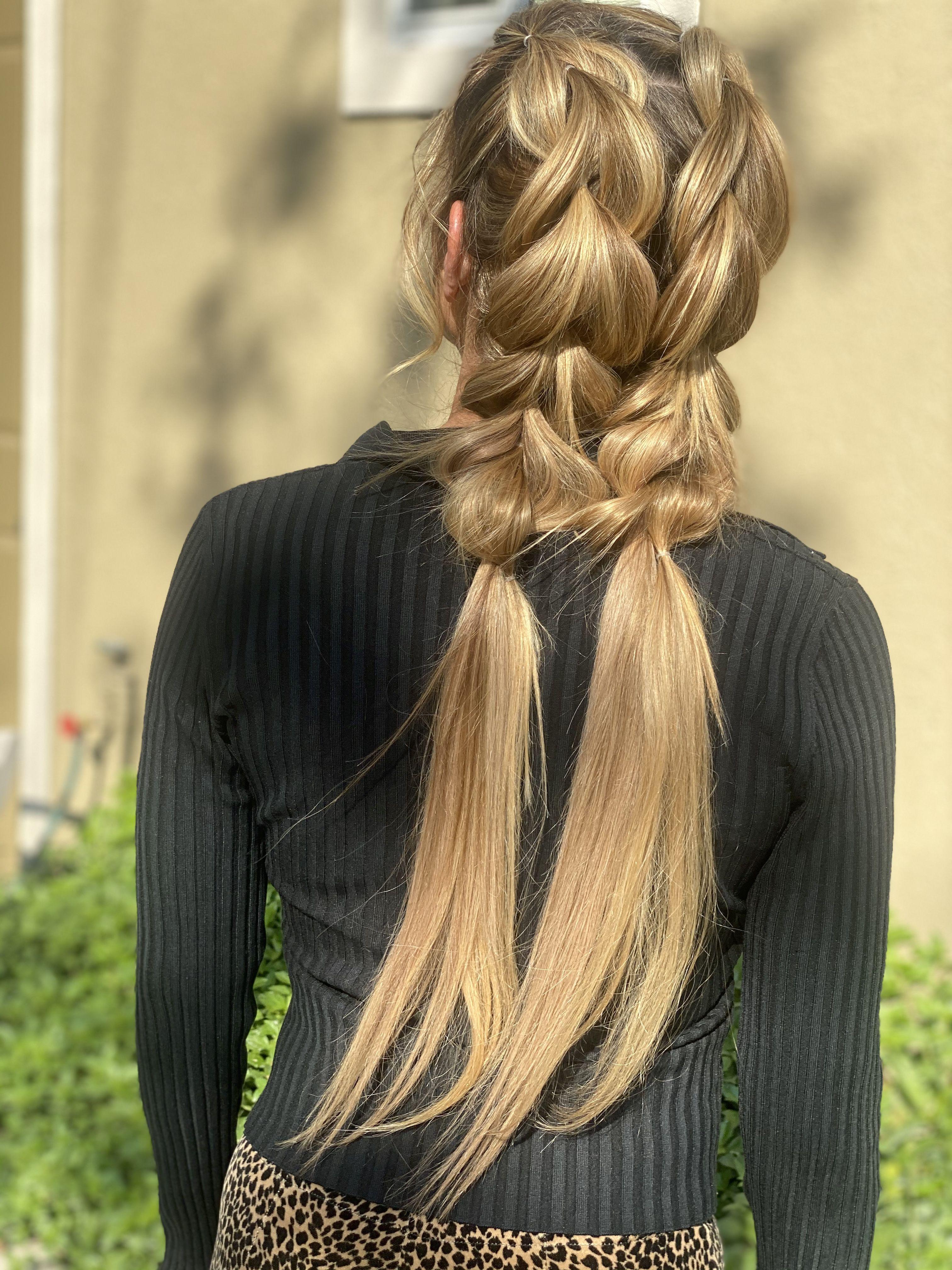 Game Day Hair In 2020 Game Day Hair Hair Styles Hair