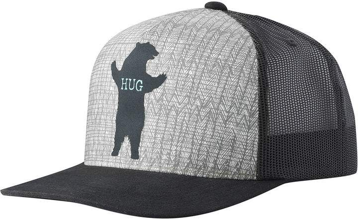 CAMOUFLAGE AND BLACK WOLF SNARLING OUTDOOR BASEBALL CAP
