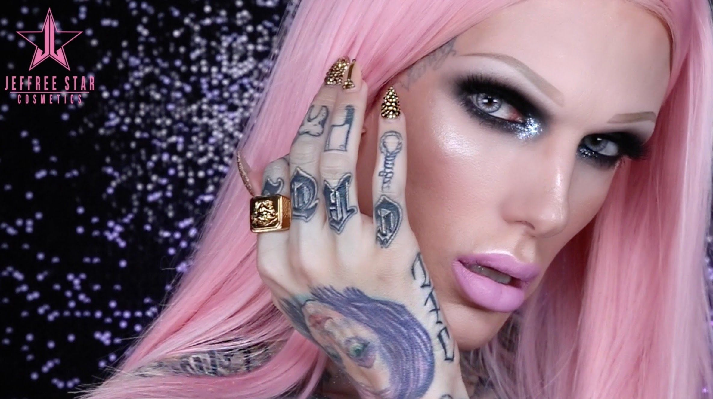 The definition of deceased makeup tutorial jeffree star the definition of deceased makeup tutorial jeffree star youtube baditri Images