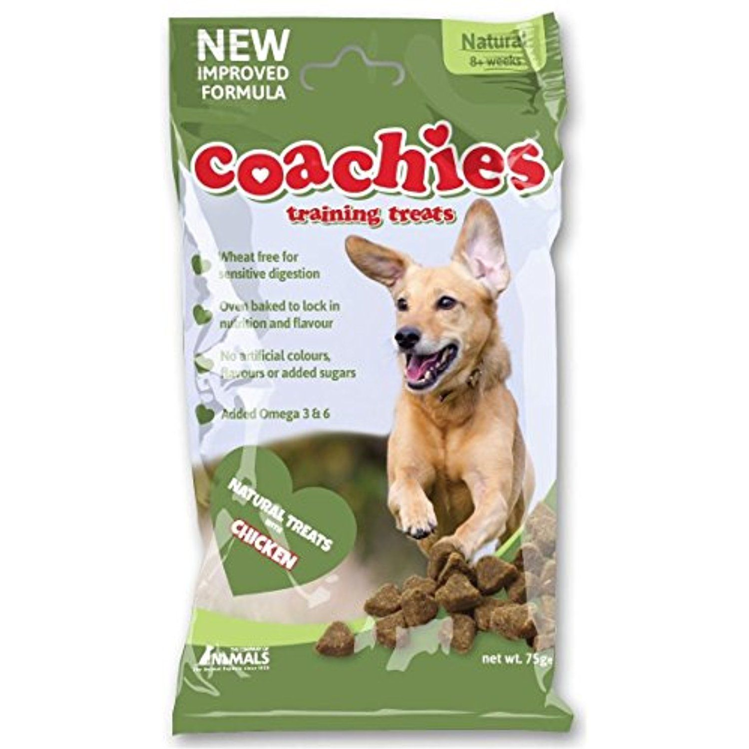 Coachies Natural Dog Treats 75g You could find more