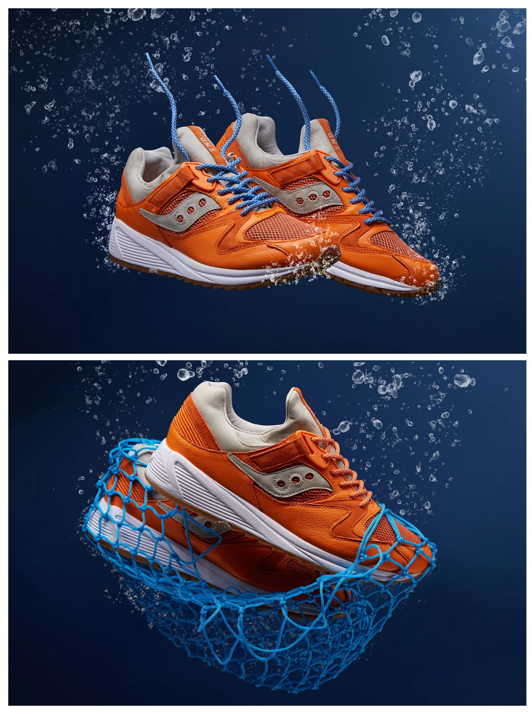 d2493b8a0802 END x Saucony Grid 8500