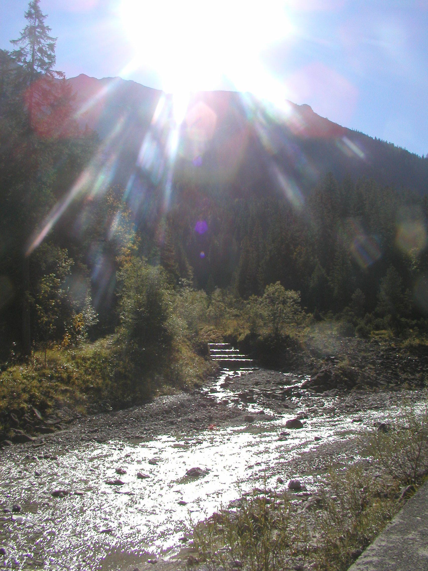 Wasserfall Im Ammertal Cabrio Touren Nature Travel Mountains