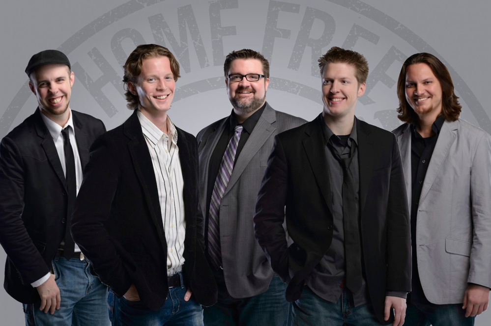 Yes Home Free is an acapella group but they are also a