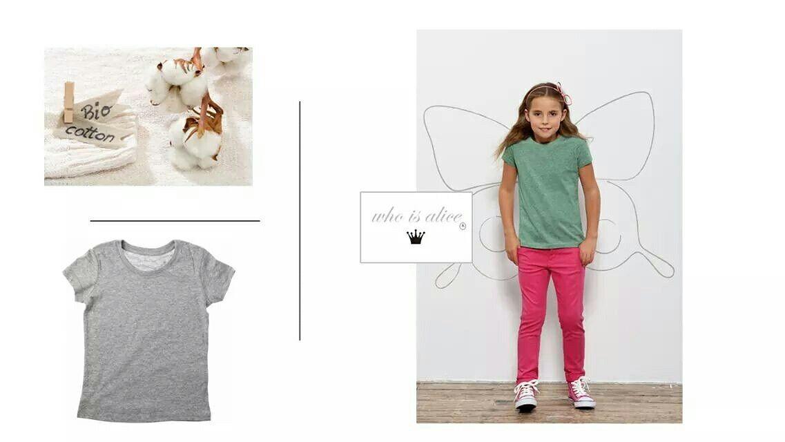 Kids Mädels T-Shirt Bio Baumwolle *Stanley&Stella*  🌸 je 12,95€ 🌸   10 verschiedene Farben stehen zur Auswahl   http://www.who-is-alice-babyfashion.com/epages/Shop48275.sf/de_DE/?ObjectPath=/Shops/Shop48275/Products/0136