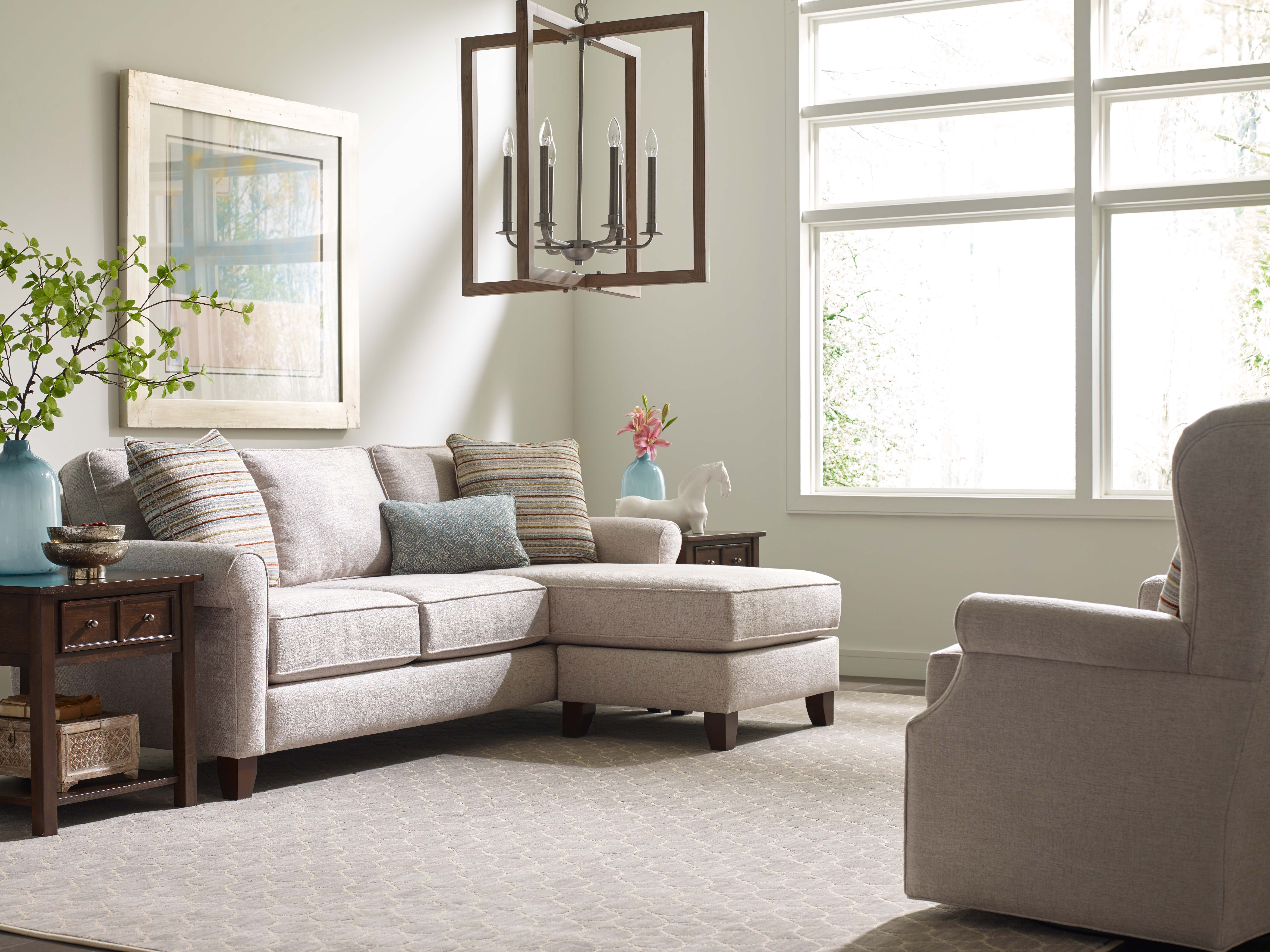 Spencer Chaise Sofa From England Furniture England Furniture