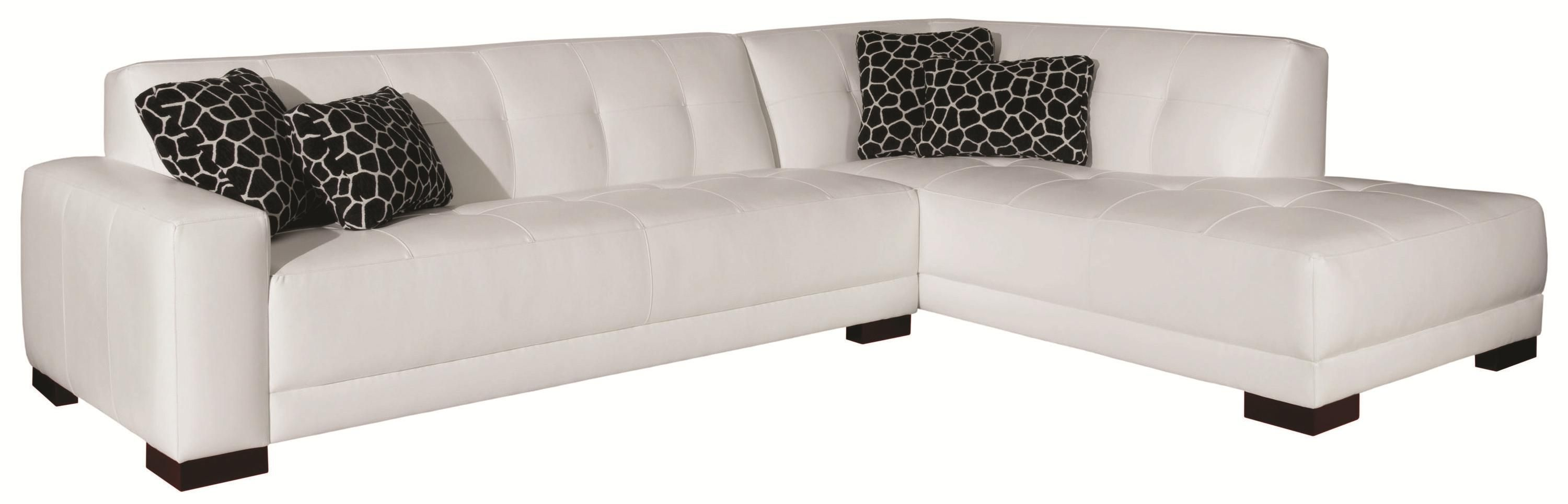 Medici Modern Sectional Sofa by Broyhill Furniture | Asian Inspired ...