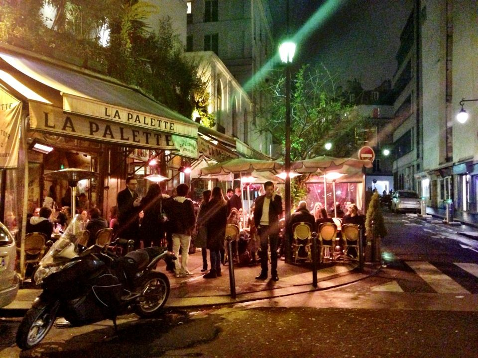 La Palette in Paris, ÎledeFrance (With images) Paris