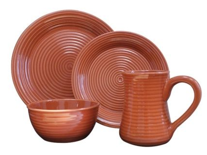 Dinnerware Collections by Park Designs | Country Primitive Dishes  sc 1 st  Pinterest : park designs dinnerware - Pezcame.Com