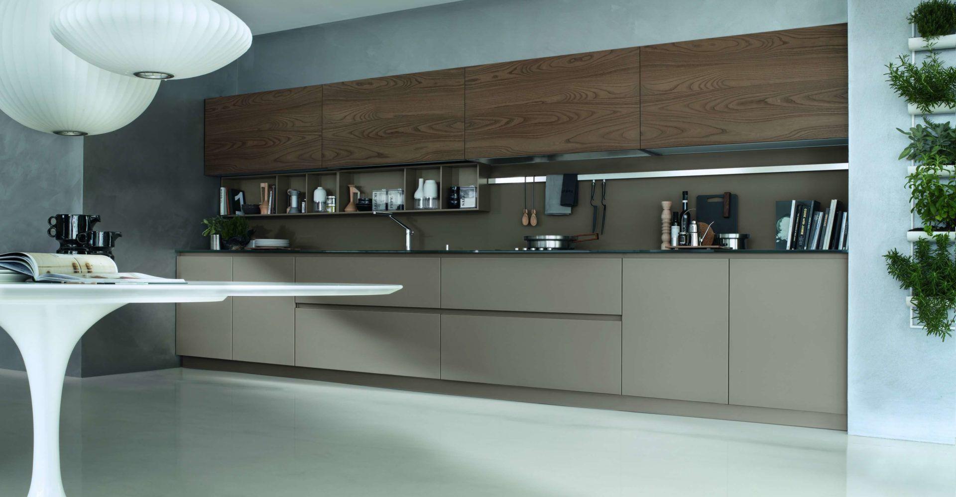 Stylish Arke Kitchen By Pedini Miami Kitchen Interior Design Modern Contemporary Kitchen Modern Kitchen Cabinets