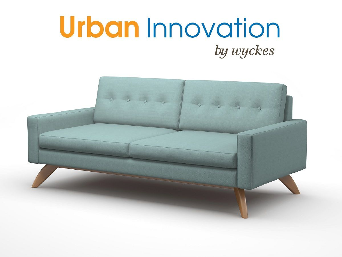Luna Custom Sectional Custom Sofa alder wood solid wood urban innovations  sc 1 st  Pinterest : sectional sofas orange county - Sectionals, Sofas & Couches