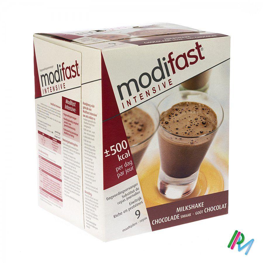 Modifast Intensive Milkshake Chocolade  | Modifast Intensive is al jarenlang de afslankmethode waarvan de doeltreffendheid bewezen is. Met Modifast Intensive gebruik je drie uitgebalanceerde maaltijden per dag.