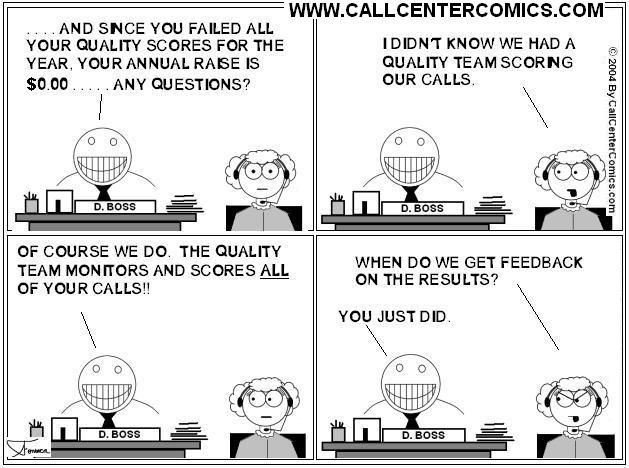 call center cartoons | Call-Center-Comic-32 | Work Humor ...