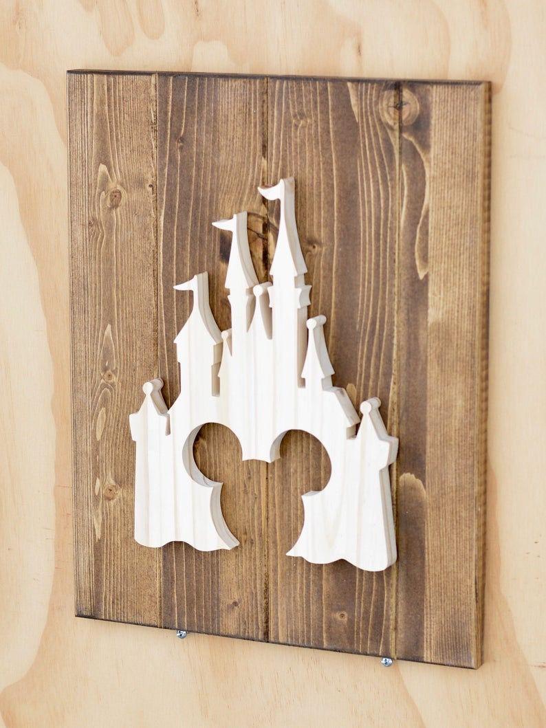 Pin By Sasa Jovicic On Disney Love Disney Home Decor Disney Decor Wood Plaques