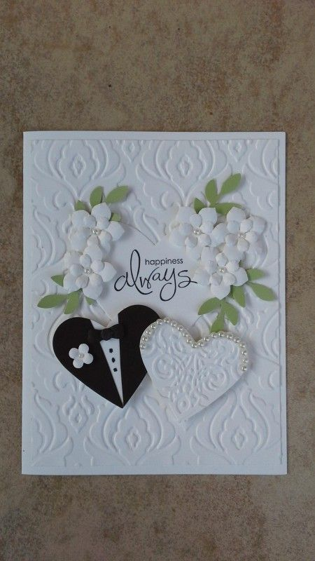 Card Making Ideas For Weddings Part - 42: DTGD16aislinnshannara Elegant Wedding By AnnetteMac - Cards And Paper  Crafts At Splitcoaststampers
