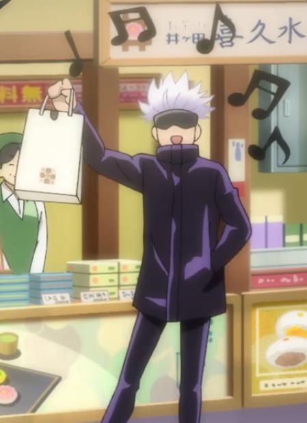 Satoru Gojo Jujutsu Anime Manga Anime One Piece