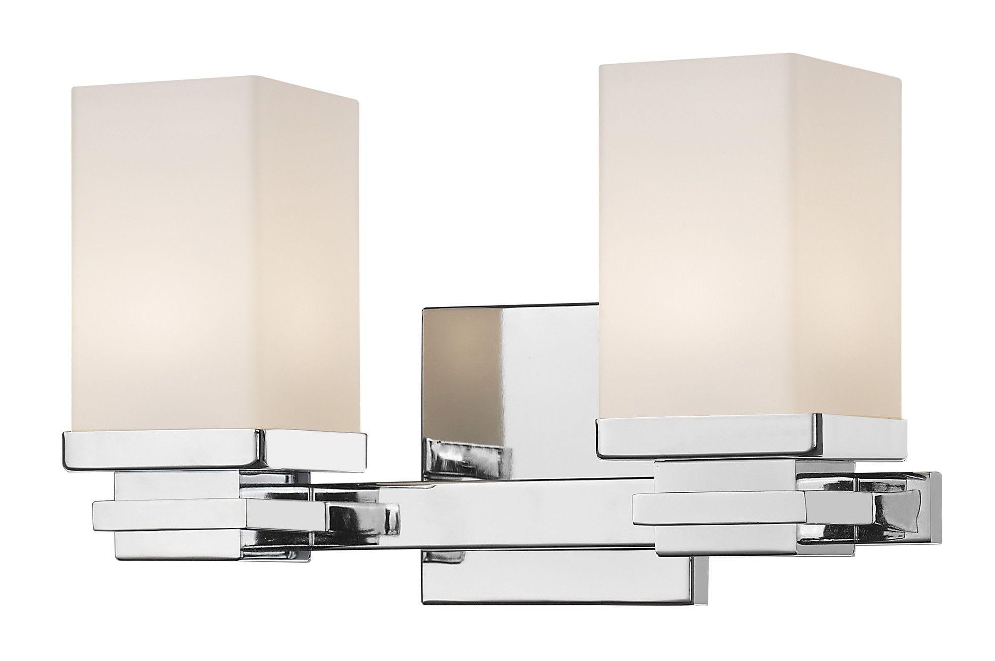 Avige 2 Light Vanity Light